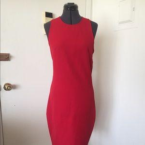 Alythea Red Cocktail Dress